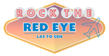 Rock the Red Eye logo